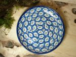 Dessert plate, Ø 20 cm, Tradition 31 - polish pottery - BSN 60532