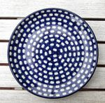 Dessert plate, Ø 20 cm, Tradition 4 - polish pottery - BSN 1207 Picture 2