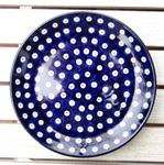Dessert plate, Ø 20 cm, Tradition 5 - polish pottery - BSN 1170 Picture 2