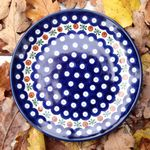 Dessert plate, Ø 20 cm, Tradition 6 - polish pottery - BSN 0120