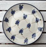 Dessert plate, Ø 20 cm, Tradition 8 - polish pottery - BSN 1214 Picture 2