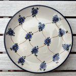 Dessertteller / Kuchenteller, Ø 20 cm, Tradition 8, polonaise poterie - BSN 1214 Bild 2
