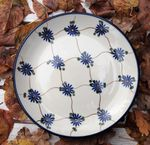 Dessert plate, Ø 20 cm, Tradition 8 - polish pottery - BSN 1214