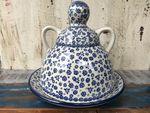 Formaggio signora, 23 x 23 cm, tradizione 12, polacco ceramica - BSN 5127 Immagine 2