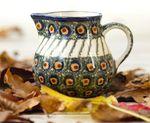 Milk jug, volume 150 ml, Tradition 1 - polish pottery - BSN 0796