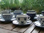 12 tasse à soucoupes, 150 ml, Tradition 1-12, BSN m-391 Image 5