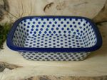 Ovenproof dish, 25 x 18 x 6 cm, Tradition 24 - polish pottery - BSN 7839 Picture 2