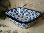 Ovenproof dish, 25 x 18 x 6 cm, Tradition 39 - polish pottery - BSN 60622