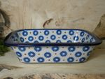 Ovenproof dish, 25 x 18 x 6 cm, Tradition 39 - polish pottery - BSN 60622 Picture 2