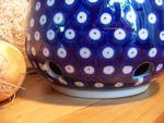 Ui / aardappel pot, 3500 ml, 23 x 22 cm, Pools Aardewerk - Traditie 5 - BSN 2654 Afbeelding 3