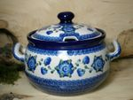 Soup tureen, 3,6 liter - Tradition 9 - polish pottery - BSN 15071 Picture 2