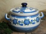 Soup tureen, 3,6 liter - Tradition 9 - polish pottery - BSN 15071 Picture 4