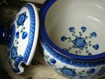 Soup tureen, 3,6 liter - Tradition 9 - polish pottery - BSN 15071 Picture 3