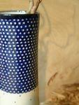 Vase, ca. 25 cm, Unikat 18 - BSN 5214 Bild 3