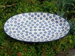 Plate, oval, 45,5 x 27 cm, Tradition 39, BSN s-510