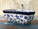 Bowl, 12,5 x 12,5 cm, 5 cm high, Tradition 12 - polish pottery - BSN 5416 Picture 2