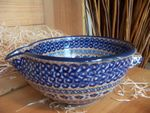 Bowl -19,5 x 14 cm Vol 1 l --Unikat 4-BSN 1763 Picture 5