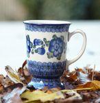 Mug on feet - volume: 250 ml - high 12 cm - Tradition 9- BSN 1333