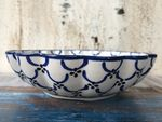 Bowl with rippled side, Ø 24 cm, high 6 cm, Tradition 25 - BSN 7910 Picture 2