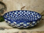 Bowl with rippled side, Ø 24 cm, high 6 cm, Tradition 27 - BSN 7908