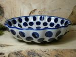 Bowl with rippled side, Ø 24 cm, high 6 cm, Tradition 28 - BSN 7907 Picture 2