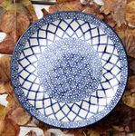 Plate, Ø 25,5 cm, Tradition 2 - polish pottery - BSN 1383