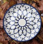 Plate, Ø 25,5 cm, Tradition 25 - polish pottery - BSN 7555