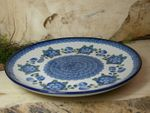 Plate, Ø 25,5 cm, Tradition 9 - polish pottery - BSN 1036 Picture 5