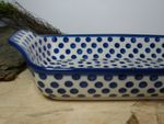 Bowl, 32 x 18 cm, high 5 cm, Tradition 24 - polish pottery - BSN 15411 Picture 3