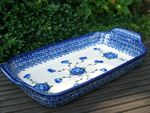 Bowl, 32 x 18 cm, high 5 cm, Tradition 9 - polish pottery - BSN 15404 Picture 3