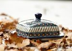 Butter dish, 250 g, Tradition 1 - polish pottery - BSN 0530