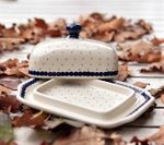 Butter dish, 250 g, Tradition 26 - polish pottery - BSN 6880 Picture 2