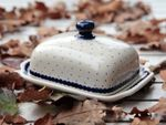 Butter dish, 250 g, Tradition 26 - polish pottery - BSN 6880