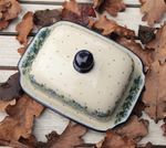 Butter dish, 250 g, Tradition 7 - polish pottery - BSN 1471 Picture 4