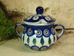 Complete service for 6 pers. with pot & warmer, 2. choice, Tradition 10 - polish pottery - BSN 21530 Picture 9