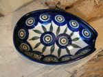 Spoon rack, 12,5 cm x 8,5 cm, Tradition 10, polish pottery - BSN 2365 Picture 1