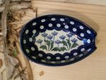 Spoon rack, 12,5 cm x 8,5 cm, Tradition 11, polish pottery - BSN 4863 Picture 3