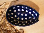 Spoon rack, 12,5 cm x 8,5 cm, Tradition 5, polish pottery - BSN 1113 Picture 2
