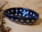 Spoon rack, 12,5 cm x 8,5 cm, Tradition 5, polish pottery - BSN 1113 Picture 3
