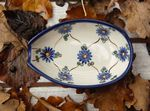Spoon rack, 12,5 cm x 8,5 cm, Tradition 8, polish pottery - BSN 4860 Picture 2