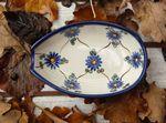 Löffelablage, 12,5 x 8,5 cm, Tradition 8, Oberlausitz Keramik - BSN 4860 Bild 2