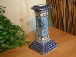 Bougeoir, hauteur env. 19 cm, pièce unique 4 - polonaise poterie - BSN 2254