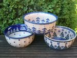 3 x bowl, Ø14 cm, ↑6,5 cm, Tradition, BSN S-004 Picture 5