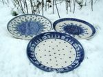 3 plates, Ø 26 cm,Tradition, BSN S-008 Picture 1