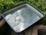 Ovenproof dish, 32 x 27 x 4 cm, Tradition 1, BSN m-373 Picture 2