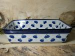 Ovenproof dish, 29 x 23 x 7 cm, Tradition 22 - polish pottery - BSN 7618 Picture 2