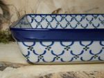 Ovenproof dish, 29 x 23 x 7 cm, Tradition 25 - polish pottery - BSN 7615