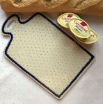 Breakfast board, 29.5 x 18.5 cm tall, Tradition 26 - polish pottery - BSN 7843 Picture 1