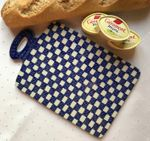 Breakfast board, 29.5 x 18.5 cm tall, Tradition 27 - polish pottery - BSN 7842 Picture 1
