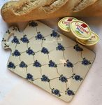 Breakfast board, 29.5 x 18.5 cm tall, Tradition 8 - polish pottery - BSN 0422 Picture 1